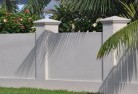 Acton Park WA Barrier wall fencing 1