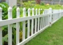 Front yard fencing