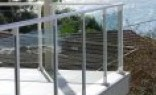 Temporary Fencing Suppliers Glass balustrading